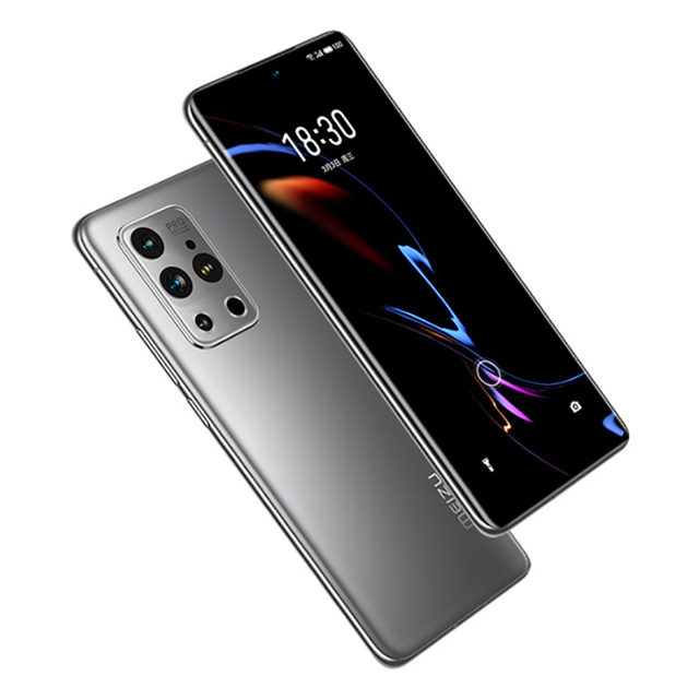 """Original Meizu 18 Pro 5G Mobile Phone 8G+128G 6.7"""" HD Screen Snapdragon 888 Octa Core Android 11 40W Fast Charger NFC Smartphone 5"""