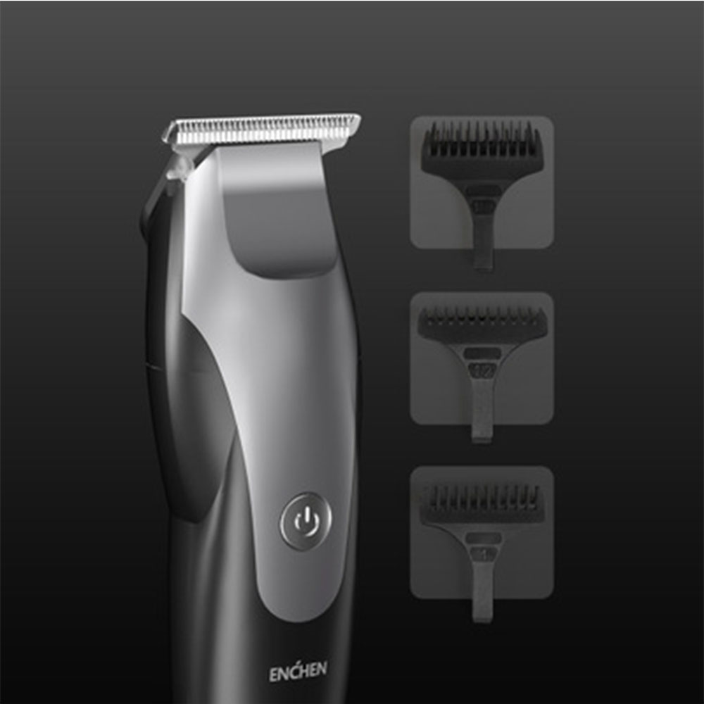 Electric Hair Clipper Rechargeable Professional Trimmer Electric Clipper Rechargeable Men's Shaver Portable