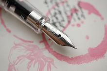 PENBBS 322 Transparent MianMian Fountain Pen EF Nib