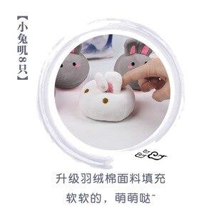 Image 3 - Mo Dao Zu Shi et être réincarné comme une poupée fine, oreiller en peluche, jouet en peluche, cadeau