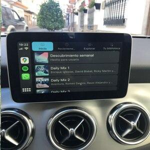 Image 5 - NTG5E S2 Ntg5 S2 W205 C W253 GLC NTG5 S1 Cho Apple CarPlay /Android Tự Động Kích Hoạt Dụng Cụ An Toàn Hơn Cách sử Dụng Cho iPhone/Android