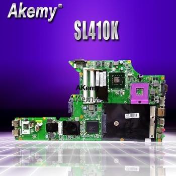 Original for Lenovo SL410K motherboard SL410 SL410K DAGC2AMB8I0 DDR3 tested good free shipping