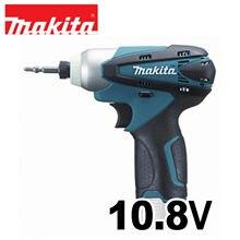 Беспроводной ударный электропривод MAKITA TD090DZ TD090D TD090DWE, 10,8 В, только для корпуса