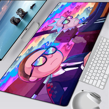 Anime Morty Large Mouse Pad xxl  Computer Mousepad Tapis De Souris for Gamer Office PC Rick Desk Mat XXL Mause Pad Carpet.