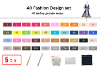 40 Fashion Set