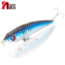 Noeby Pencil Bait 140mm/66g 160mm/97.5g 180mm/145g Sinking Glide Bait Fishing Lures Leurre Peche Isca Artificial Pesca Wobbler noeby trout bait fishing lure artificial insect bait 37mm 2g sinking 0 2 0 6m leurre dur peche isca pesca souple