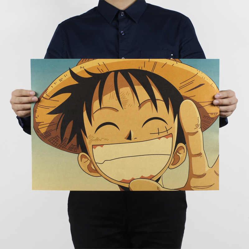2019 موضوع ملصق شخصية كرتونية قطعة واحدة سلسلة عنبر جدارية كرافت أنيمي جمع الأطفال هدية