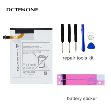 цена на DCTENONE For Samsung Tablet Battery for Samsung Galaxy Tab 4 7.0 7.0