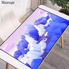 Коврик для мыши с цифровым изображением пейзажа Аниме офиса