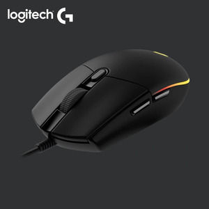 Logitech New G102 LIGHTSYNC Gaming Mouse G102 2G RGB Streamer Effect 8000 DPI New Upgrade for Laptop PC Mouse Gamer Gaming