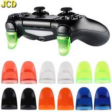 JCD 1 Pairs L2 R2 Triggers Extender Buttons Kit For PlayStation 4 PS4 S / PS4 Slim / PS4 Pro Game Controller Accessories автомобильный блок питания для ноутбука hp usb c 65w x7w50aa