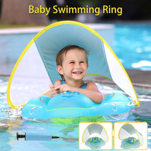PVC Inflatable Baby swimming Ring Swimming Inflatable Floating Kids Swim Pool Accessories Circle Bathing Toy Toddler For Infant