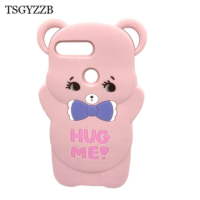 """Image 5 - For Huawei Honor 7C Russian Version Case Cover Honor 7 C Cute 3D Cartoon Silicone Phone Cases For Huawei Honor7C AUM L41 5.7""""-in Fitted Cases from Cellphones & Telecommunications"""
