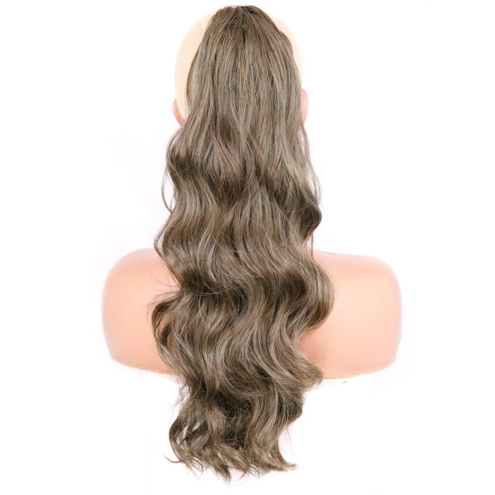 resistente ao calor fibra sintética hairpin estilo