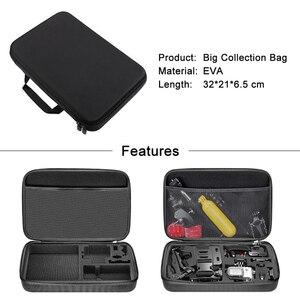 Image 5 - Custodia protettiva portatile per fotocamera sportiva per GoPro hero 8 7 6 5 4 Session SJCAM Xiaomi Yi 2 4K Mijia Go Pro accessori