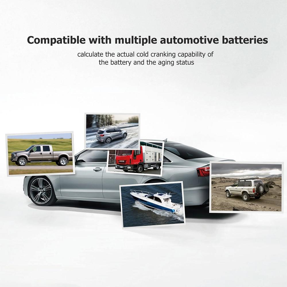battery tester car