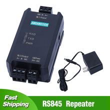 цена на Isolated RS485 Repeater  Industrial Grade AmplifierDistance Extender RS-485 External Power supply