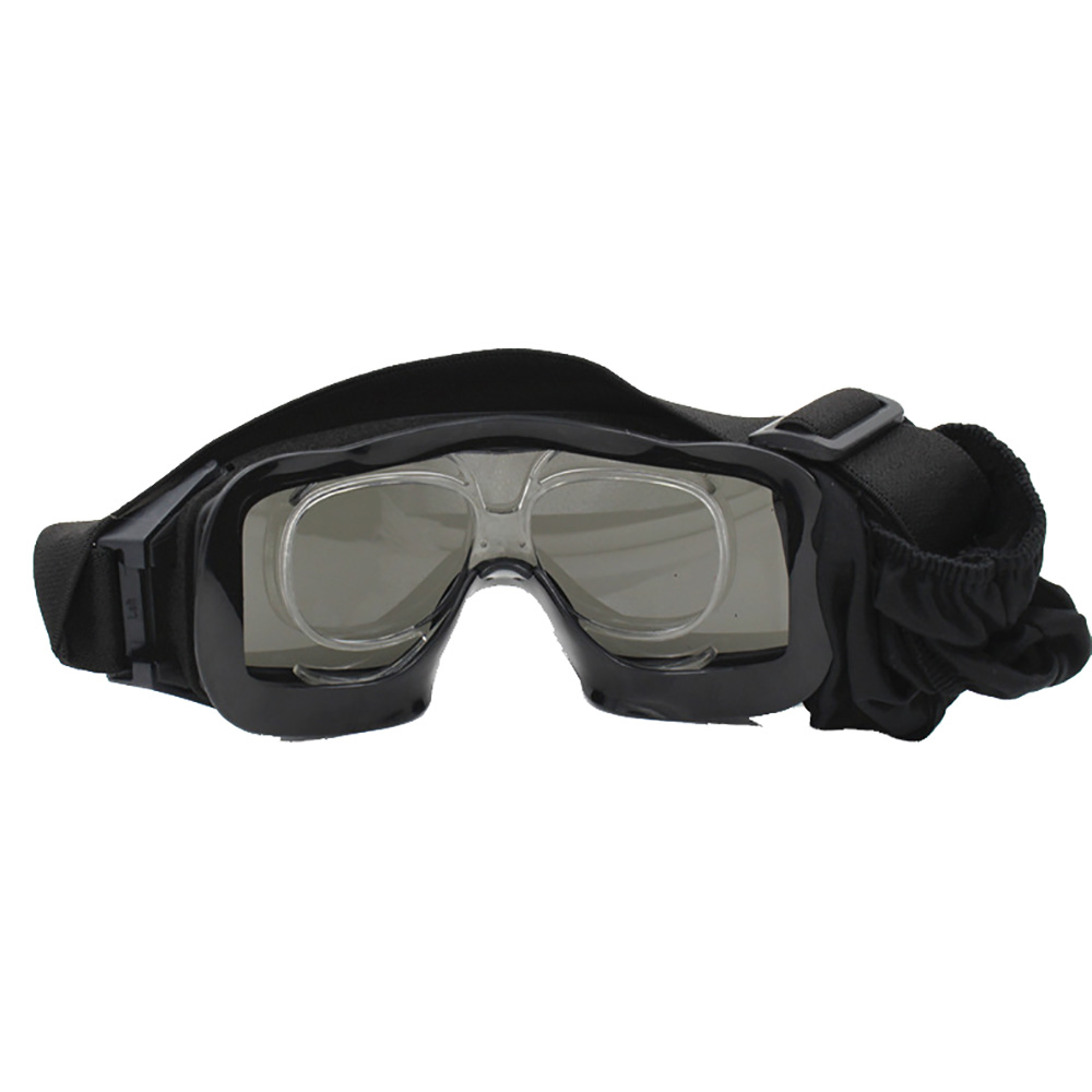 1Pc Clear Sunglasses Ski Protective Adapter Inline Glasses Frame Goggles Myopia Skiing Lens Frame Snowboard