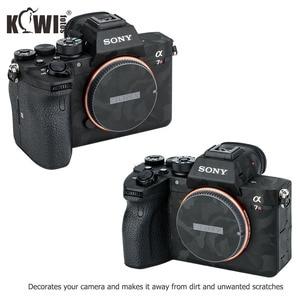 Image 2 - Чехол для Камеры Kiwifotos, защита от царапин, Защитная пленка для Sony A7R IV A7RIV A7R4 A7R Mark IV, черная наклейка 3 м