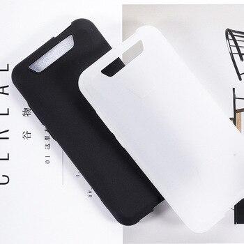 Перейти на Алиэкспресс и купить Чехол Blackview BV5500 Pro, силиконовый чехол, мягкий ТПУ, матовый черный, защитный чехол для телефона, для Blackview BV 5500 Plus, чехол, 5,5дюйм