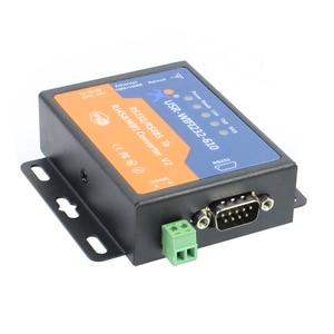 2 шт., Серийный RS232 RS485 к Wi-Fi 802,11 b/g/n Ethernet конвертер TCP/IP A