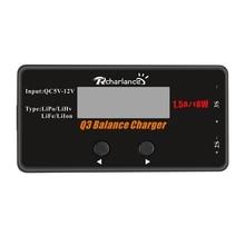Q3 2-3S 18W простая зарядка дисплей мощность зарядка сбалансированное зарядное устройство для четырех батарей