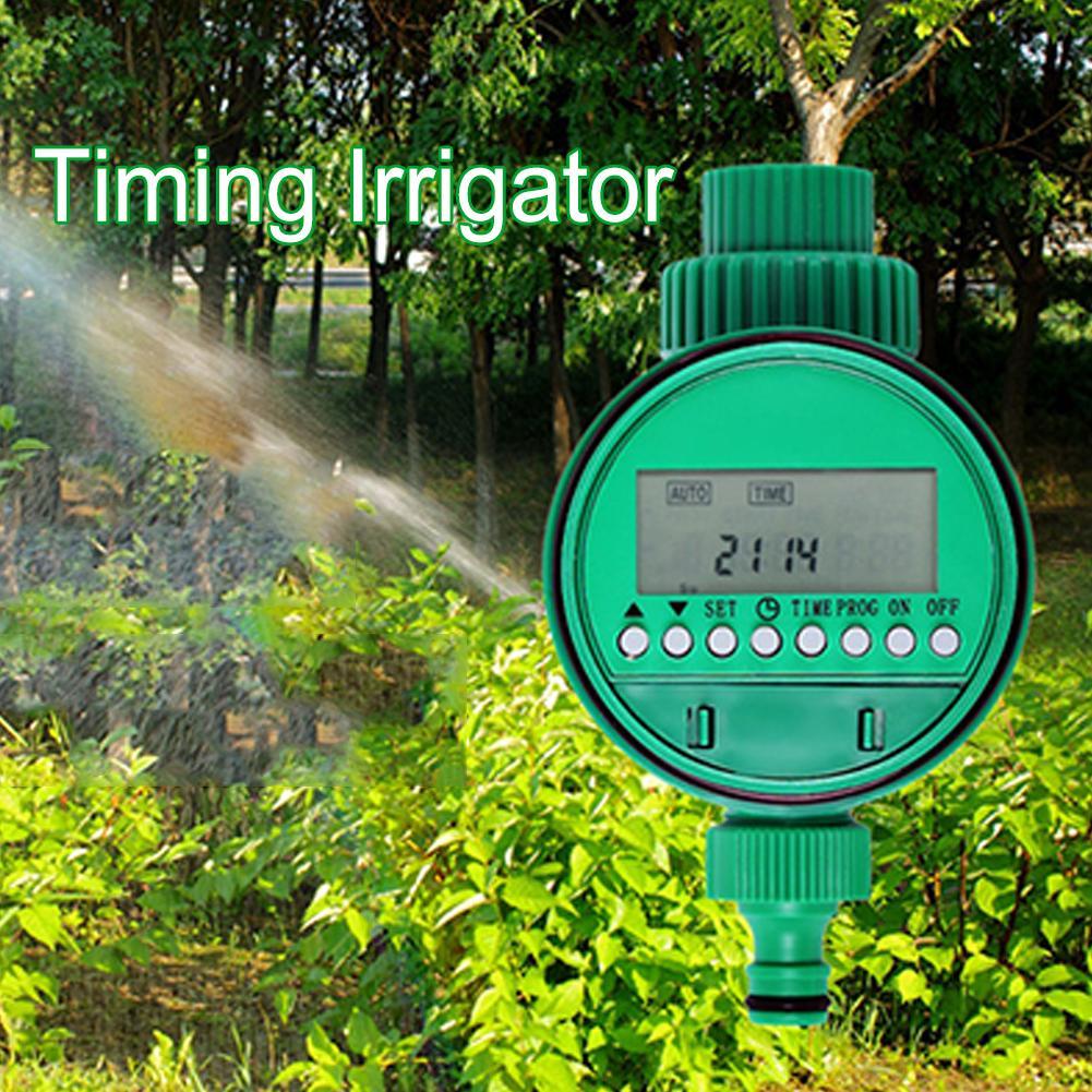 Outdoor Durable LCD Display Smart Bewässerung Controller Bewässerung Timer Garten Liefert Bewässerung Tool Einfach Zu Bedienen