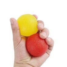 3pc Silicone Egg Fitness Hand Expander Gripper Strengthener Forearm Wrist Finger