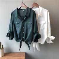 Рубашка с завязками Цена 1310 руб. ($16.96) | 82 заказа Посмотреть