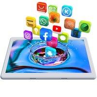 LCD ANRY מקורי 4G LTE התקשר לטלפון Tablet 10 אינץ 4G Core אוקטה + 64G אנדרואיד 7.0 Tablet Pc WiFi Bluetooth Dual SIM כרטיסי IPS LCD 10.1 (4)