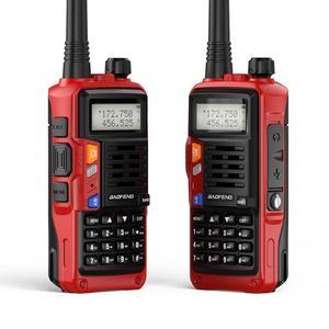 Image 3 - 2021 BaoFeng UV S9 Plus 10W/8W Portable talkie walkie 20km longue portée jambon Radio émetteur récepteur de baofeng uv 5r Radio bidirectionnelle