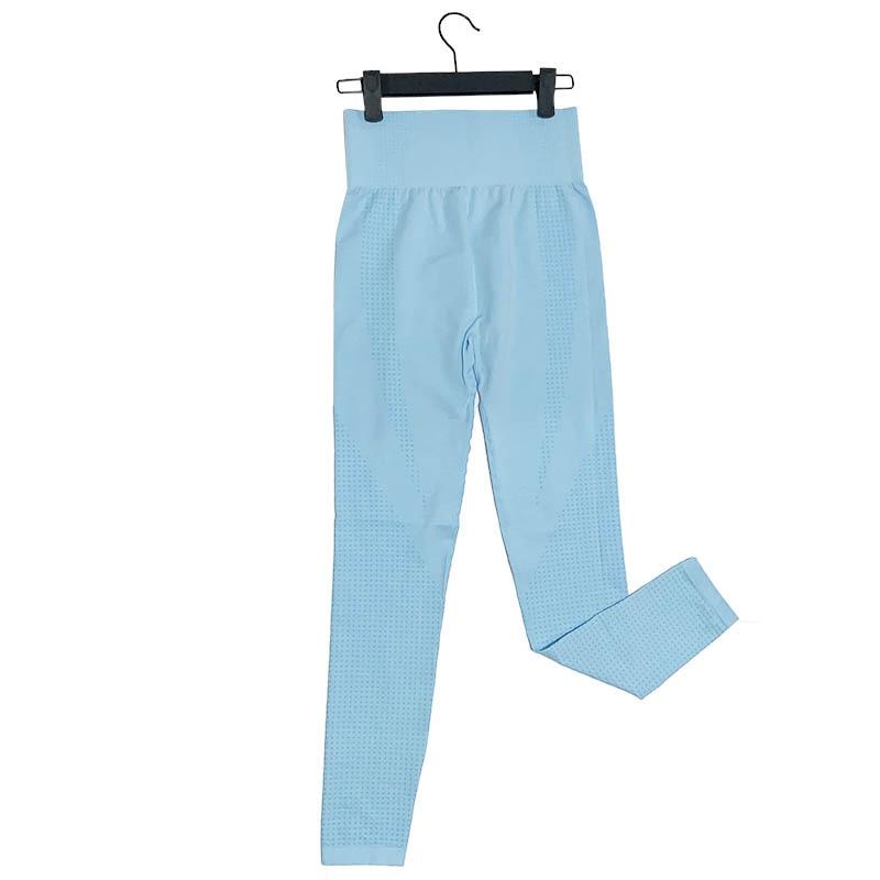Kaminsky 14 Colors High Waist Seamless Leggings For Women Solid Push Up Leggins Athletic Sweat Pants Sportswear Fitness Leggings 18