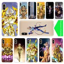 cover soft Silicone TPU Case For Xiaomi Redmi 4a 5a 6a 7a Plus 8a S2 Note 4 5 6 7 8 Pro Y2 Y3 Golden Saint