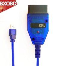 Ch340 vag kkl 409 ferramenta de diagnóstico VAG-COM 409.1 vag com 409com vag 409.1 kkl obd2 usb diagnóstico cabo vag scanner vag ferramenta