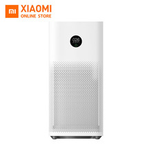 Original Xiaomi Mi Air Purifier 3 Sterilizer Addition To Formaldehyde OLED Touch Screen Phone APP And AI Voice Smart Control