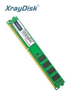 XrayDisk DDR3 8GB 4GB Memory 1600Mhz  240pin 1.5V Desktop ram dimm