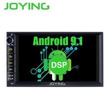 Joying 7 Double 2 Din Android 5.1.1 Lollipop Universal Car Radio Quad Core 1024*600 HD Car GPS Navigation Best Head Unit 2g 32g new android 5 1 quad core universal car audio stereo gps navigation double 2 din 1024 600 hd car radio multimedia player
