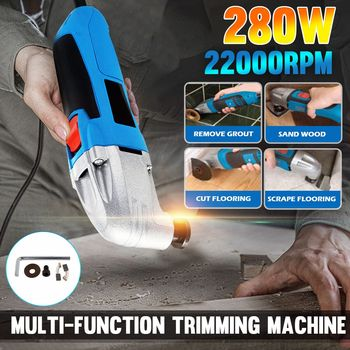 280W 240V Electric Trimmer Multi-function Trimmin Hand Wood Laminate Palms Router Joiners Router for Woodworking Power Tools
