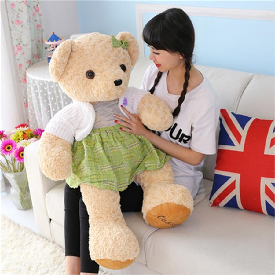 Stuffed Plush Animals Toys for Boys Babies Teddy Bear Birthday Gifts Soft Dolls for Girls Kids Toy Cotton Plush/Nano Doll CC50MR