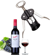 Wine Opener Plastic Bottle Openers Tools Cork Out Handle Waiter With Arms Zinc Alloy Corkscrew new arrival vintage zinc alloy champagne wine bottle opener cork corkscrew party bar tool