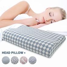 Urijk пены памяти постельные принадлежности подушки в форме бабочки расслабить шеи защиты ортопедические медленный отскок для цервикального здоровья