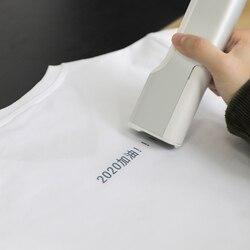 EVEBOT طابعة نافثة للحبر القلم المحمولة المحمولة طابعة الوشم الطباعة النافثة للحبر صغيرة محمولة صغيرة