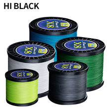 Braided Fishing line 100M 300M 500M 1000M 4 Strands Multifilament Fishing Wire Carp Fishing 10-80lb