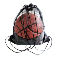 Sport Cover Mesh Bag  Portable Football Storage Backpack Outdoor Basketball Volleyball Multifunctional Storage Bags|Gym Bags| |  -
