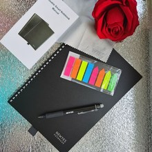Erasable Lined Note-Pad Pocketbook Diary Journal Drawing-Gift Office Smart School