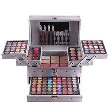 Make Up Matte Eye Shadow Color Concealer Color Lipstick Paste Color Eyeshadow Palette Makeup Kit Cosmetics Set