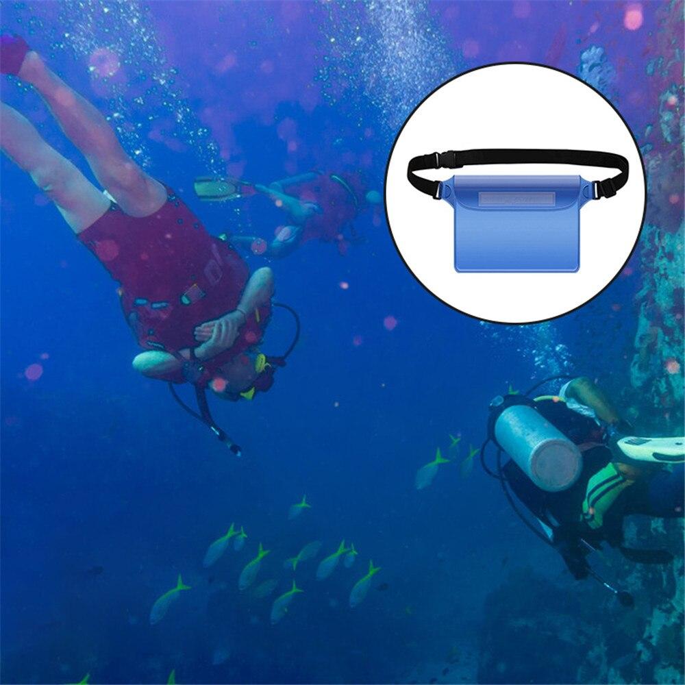 Водонепроницаемые сумки с поясом ремешок для мужчин 26 женщин сушилка сумка экран сенсорная сушилка сумка быстрая доставка