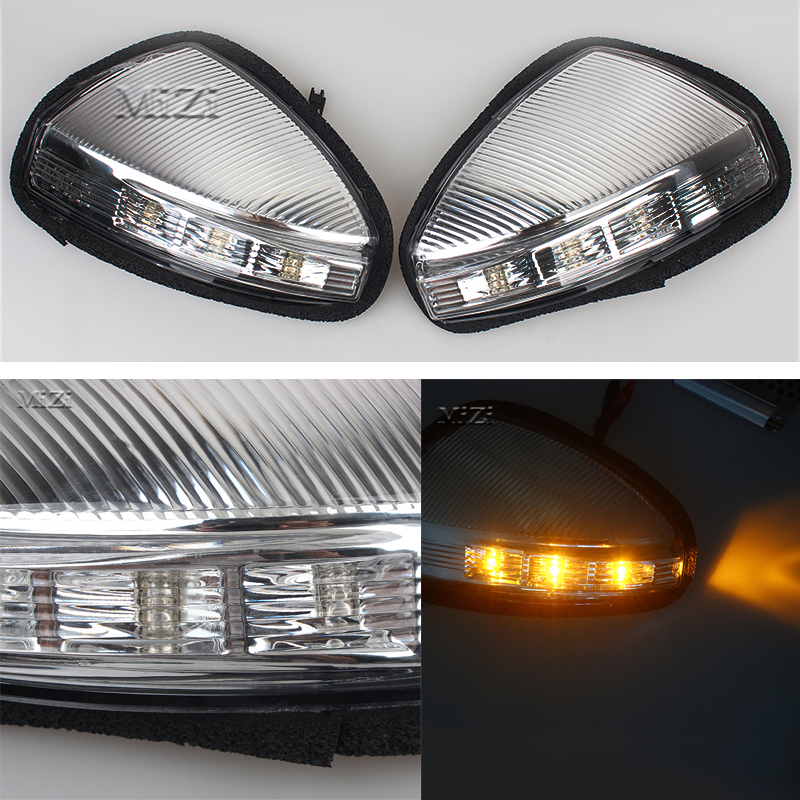 Turn Signal Indicator light For LIFAN X60 Rearview Mirror Side Lamp Steering Lamp Indicator Car styling Left Right in Signal Lamp from Automobiles Motorcycles