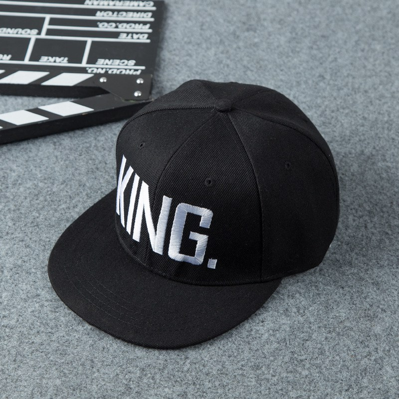 Fashion-KING-QUEEN-Men-s-Women-s-Baseball-Hat-Spring-Band-King-Queen-Embroidery-Couple-Hip (4)