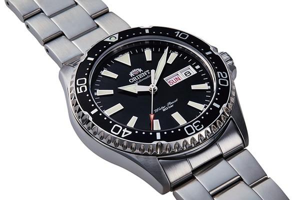 2021 ORIENT luksusowa moda męskie zegarki kwarcowe Top marka zielony zegarek dla człowieka zegarek